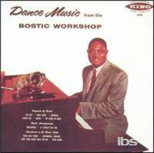 Vinile Dance Music from the Bost Earl Bostic