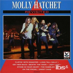 Foto Cover di Revisited, CD di Molly Hatchet, prodotto da Gusto