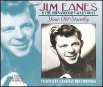CD Your Old Standby. Complet di Jim Eanes