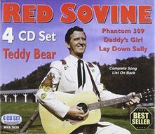 40 Songs - CD Audio di Red Sovine