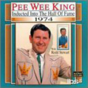 CD Country Music Hall of Fame di Pee Wee King