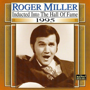 CD Country Music Hall of Fame di Roger Miller