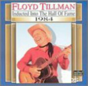 Country Music Hall of Fame - CD Audio di Floyd Tillman