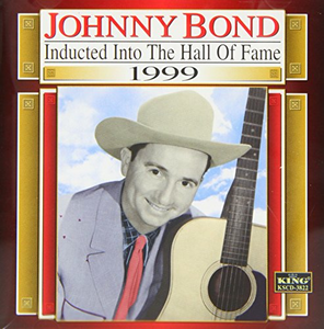 CD Country Music Hall of Fame di Johnny Bond