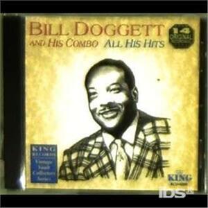 14 Hits - CD Audio di Bill Doggett