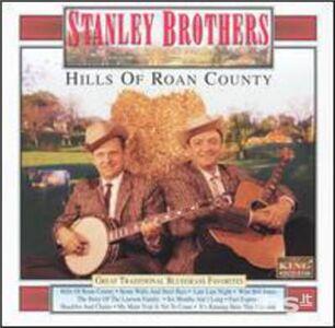 Foto Cover di Hills of Roan County, CD di Ralph Stanley, prodotto da King