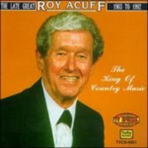 CD 20 Greatest Hits di Roy Acuff
