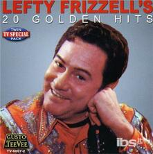 20 Golden Hits - CD Audio di Lefty Frizzell