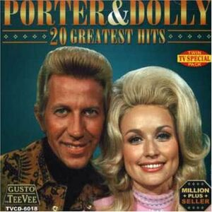 CD 20 Greatest Hits di Porter Wagoner