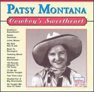 CD Cowboy's Sweetheart di Patsy Montana