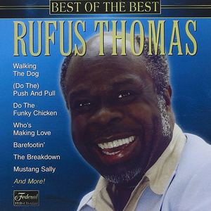 CD Best of the Best di Rufus Thomas