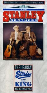 Foto Cover di Early Starday-King Years, CD di Stanley Brothers, prodotto da King