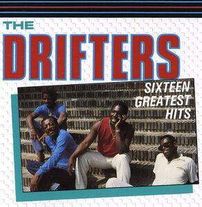 CD 16 Greatest Hits di Drifters