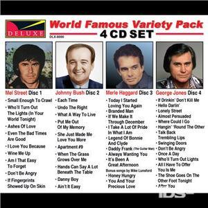 World Famous Variety pk - CD Audio
