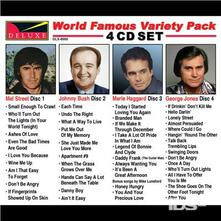 World Famous Variety pk - CD Audio