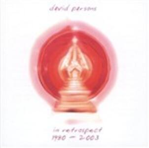 In Retrospect 1980-2003 - CD Audio di David Parsons