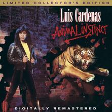 Animal Instinct (Collector's Edition) - CD Audio di Luis Cardenas
