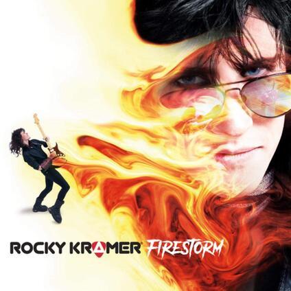 Firestorm - CD Audio di Rocky Kramer