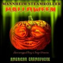 Halloween - CD Audio di Mannheim Steamroller
