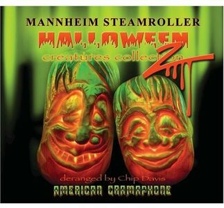 Foto Cover di Halloween 2, CD di Mannheim Steamroller, prodotto da American Gramaphone