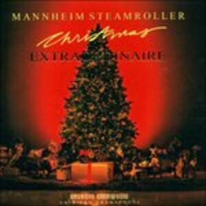 CD Christmas Extraordinaire di Mannheim Steamroller