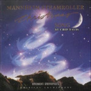 CD Christmas Song di Mannheim Steamroller