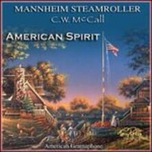 American Spirit - CD Audio di Mannheim Steamroller
