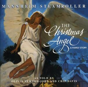 Christmas Angel - CD Audio di Mannheim Steamroller