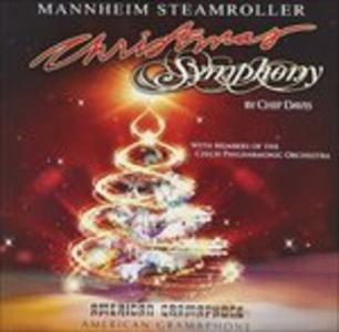 CD Christmas Symphony di Mannheim Steamroller