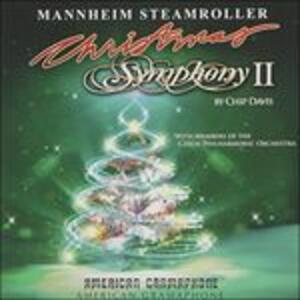 Christmas Symphony Ii - CD Audio di Mannheim Steamroller