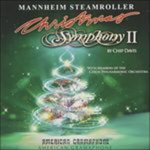 CD Christmas Symphony Ii di Mannheim Steamroller