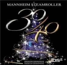 30-40 - CD Audio di Mannheim Steamroller