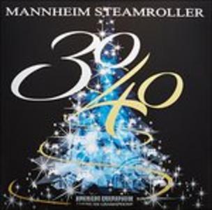 Vinile 30-40 Mannheim Steamroller