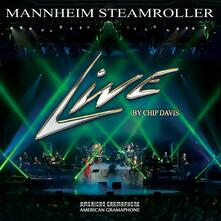 Live - CD Audio di Mannheim Steamroller