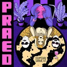 Doomsday Survival Kit (Pink Coloured Vinyl) - Vinile LP di Praed