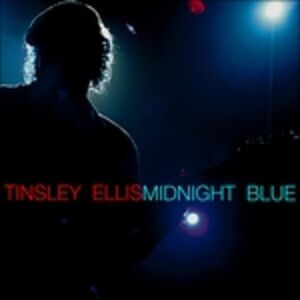 CD Midnight Blue di Tinsley Ellis
