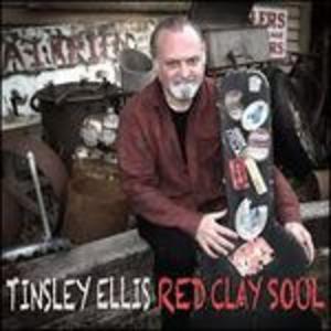 CD Red Clay Soul di Tinsley Ellis