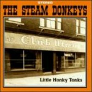 Foto Cover di Little Honky Tonks, CD di Steam Donkeys, prodotto da Landslide