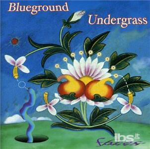 Hills of Tennessee - CD Audio di Bluegrasss Undergrass