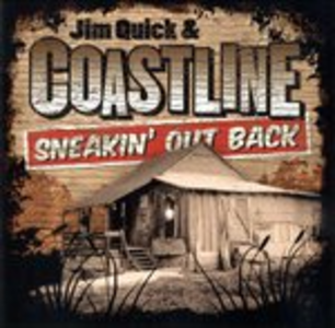 CD Sneakin' Out Back di Coastline Band