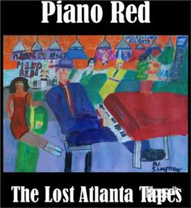 CD Lost Atlanta Tapes di Piano Red