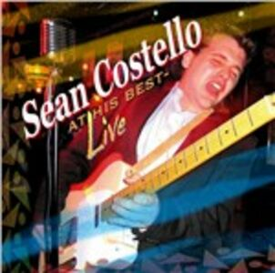 CD At His Best di Sean Costello