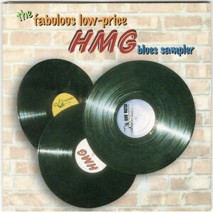 CD Hmg Fabulous Blues Sample