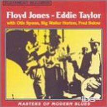 Masters of Modern Blues - CD Audio di George Jones,Eddie Taylor