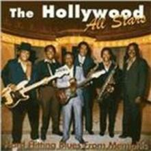 Hard Hitting Blues from Memphis - CD Audio di Hollywood All Stars