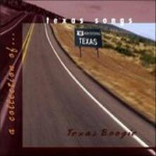 Texas Songs, Texas Boogie - CD Audio