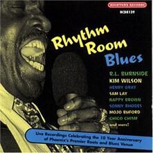 Rhythm Room Blues - CD Audio