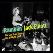 Isle of Wight 1957 - CD Audio di Ramblin Jack Elliott