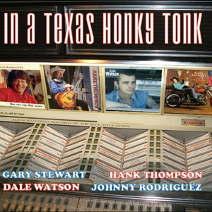 CD In a Texas Honky Tonk
