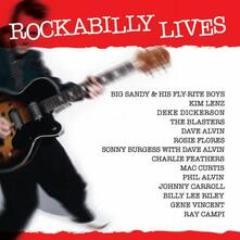 Rockabilly Lives - CD Audio